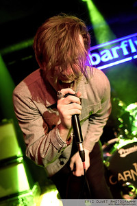 The Carnabys at The Barfly