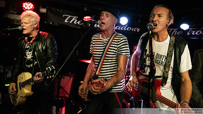 The Dirty Strangers at The Troubadour.