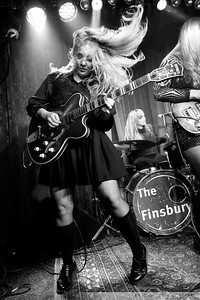 The Franklys at The Finsbury.