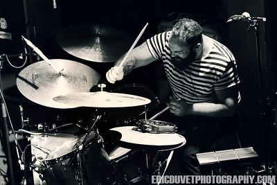 The Graveltones at The Jazz Cafe, Camden Rock Festival 2015.