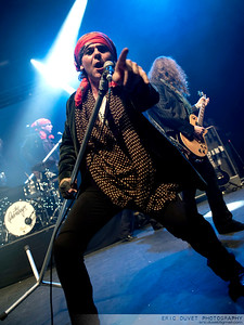 The Quireboys at The O2 Forum Kentish Town.
