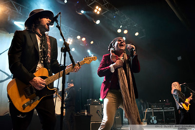 The Quireboys at The O2 Forum.