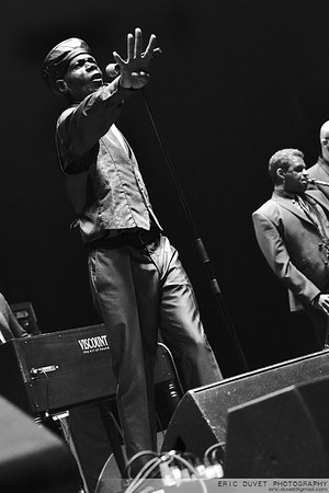The Selecter opening for Midnight OIl at the Eventim Apollo.