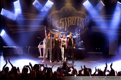 The Struts at O2 Shepherds Bush Empire.