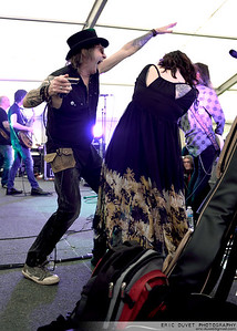 The Swamp Born Assassins at the Wildfire Festival 2017 on the Great Music Stories stage.