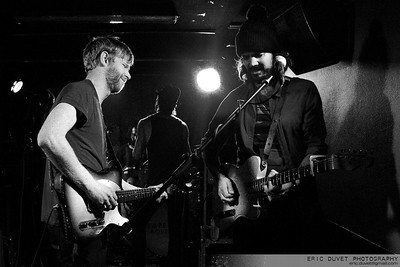 The Temperance Movement at the Den Atelier.