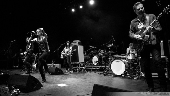 The Temperance Movement at Eventim Apollo.
