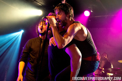 The Temperance Movement at Wedgewood Rooms
