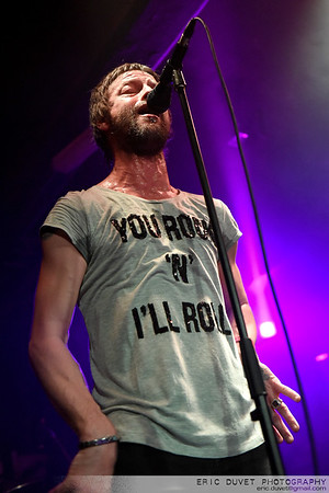 The Temperance Movement at Winter Rocks Festival 2015