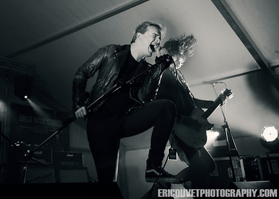 The Treatment at Wildfire Festival.