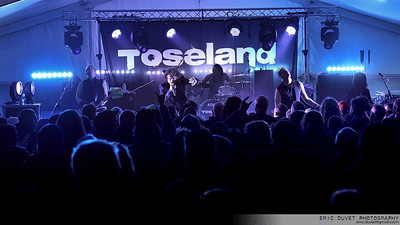 Toseland at Wildfire Festival 2017