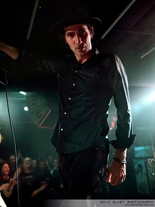 Walking Papers at The Borderline