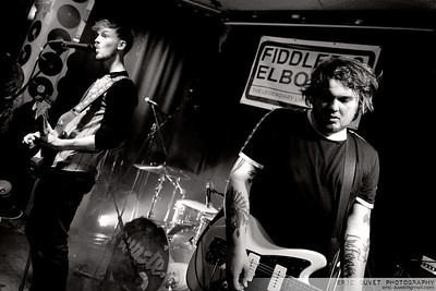 Waste Live at Fiddler's Elbow Sold Out London gig for the release of their debut self-title EP.