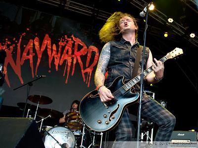 Wayward Sons at Stonedeaf Festival