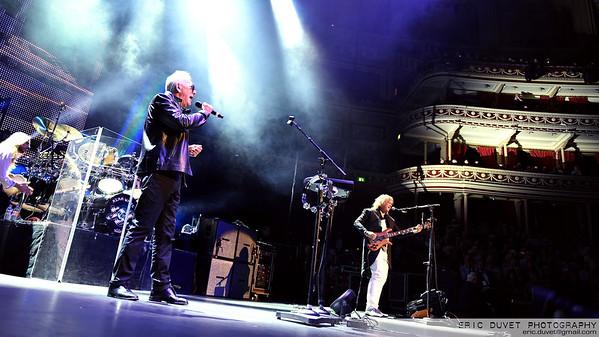 YES at The Royal Albert Hall.