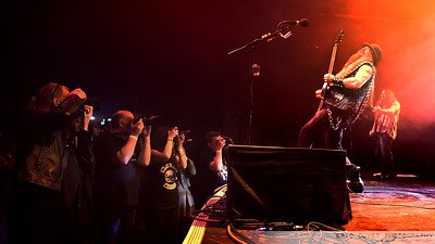 Zakk Wylde live at The O2 Forum Kentish Town