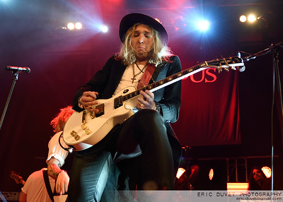 Inglorious at the Islington Assembly Hall