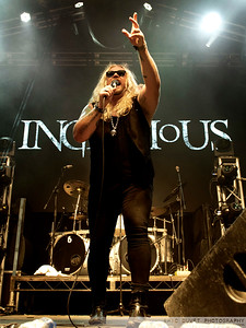 Inglorious at Stonedeaf Festival