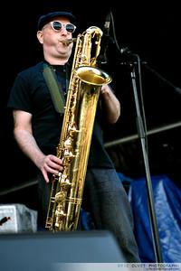 Jackaman Live at Kew Garden during Kew the Music Edition 2016