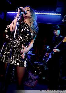 Lynne Jackaman live at The Borderline, London. Wednesday 20th January 2016.