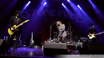 Lynne Jackaman Live at The O2 Indigo for the First Edition of Stone Free Festival at The O2.