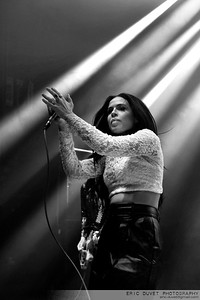 Kelsy Karter at O2 Shepherds Bush Empire.