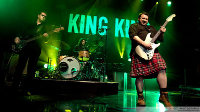 King King at Koko.