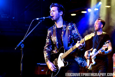 Laurence Jones at Tramshed, Cardiff.
