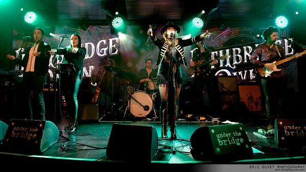 Lethbridge Owen at Under The Bridge.