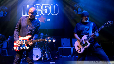 MC50 at O2 Shepherds Bush Empire.