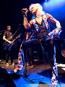 Michael Monroe at O2 Shepherds Bush Empire