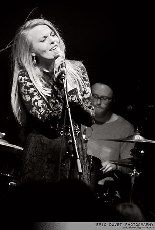 Time Out - Rising Stars at The Jazz Cafe