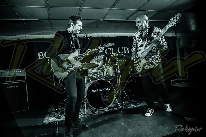 ©Rockrpix -  Laurence Jones Band