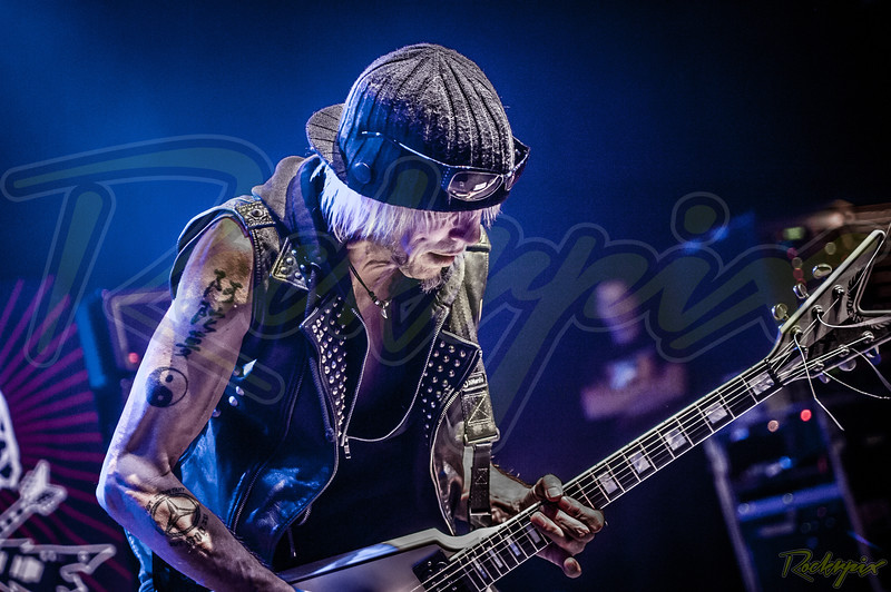 Michael Schenker Group - London