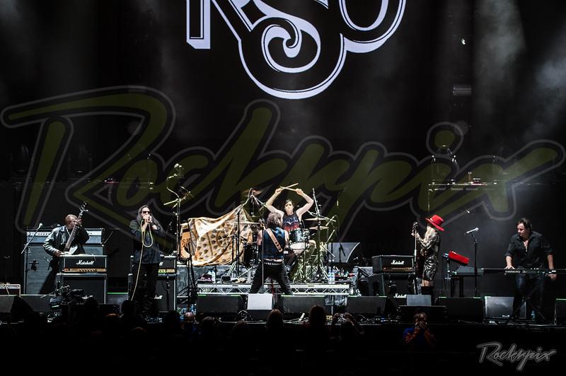 ©Rockrpix  -  Richie Sambora & Orianthi