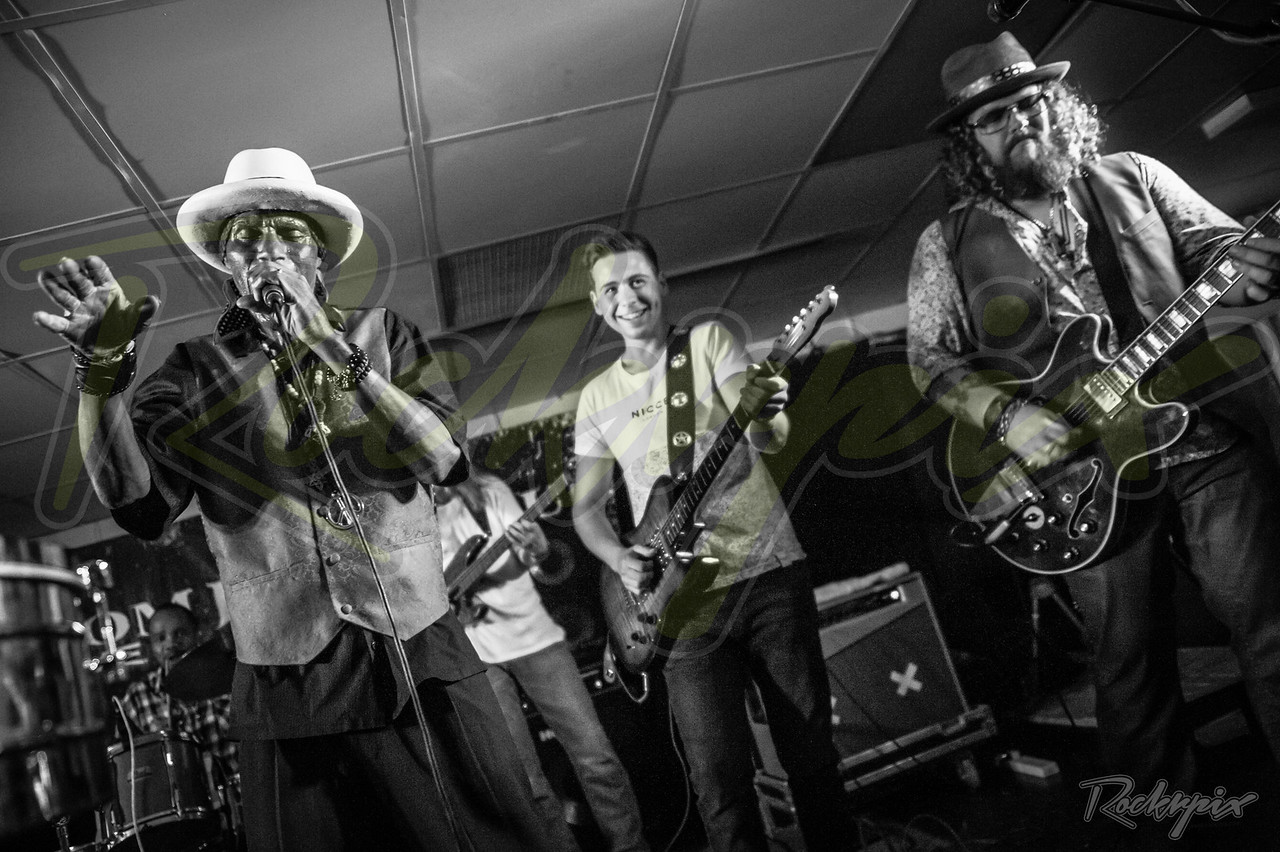 ©Rockrpix -  Royal Southern Brotherhood