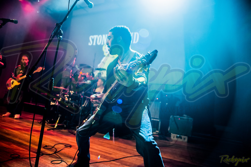 Stone Blind - Wrinklystock 2014