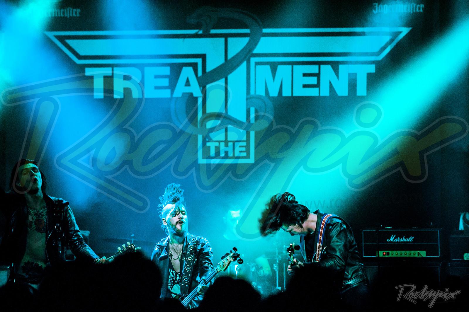 ©Rockrpix  - The Treatment