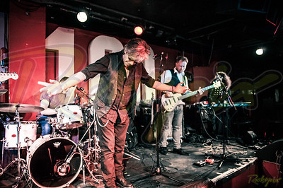 Wily Bo Walker & The Mescal Canyon Troubadours