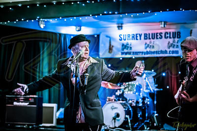 Voodoo Sheiks - Surrey Blues Club