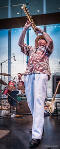 Steve Clark--Jeff Dayton  & the Cool Crew @ Towne Green Maple Grove
