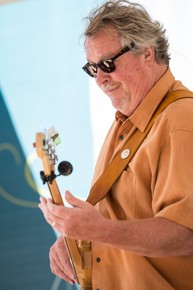 Dave Pengra-City Mouse All Stars-Rock Bend Folk Festival 2014