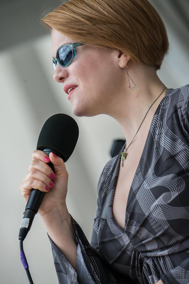 Maud Hixon-2014 Twin Cities Jazz Festival