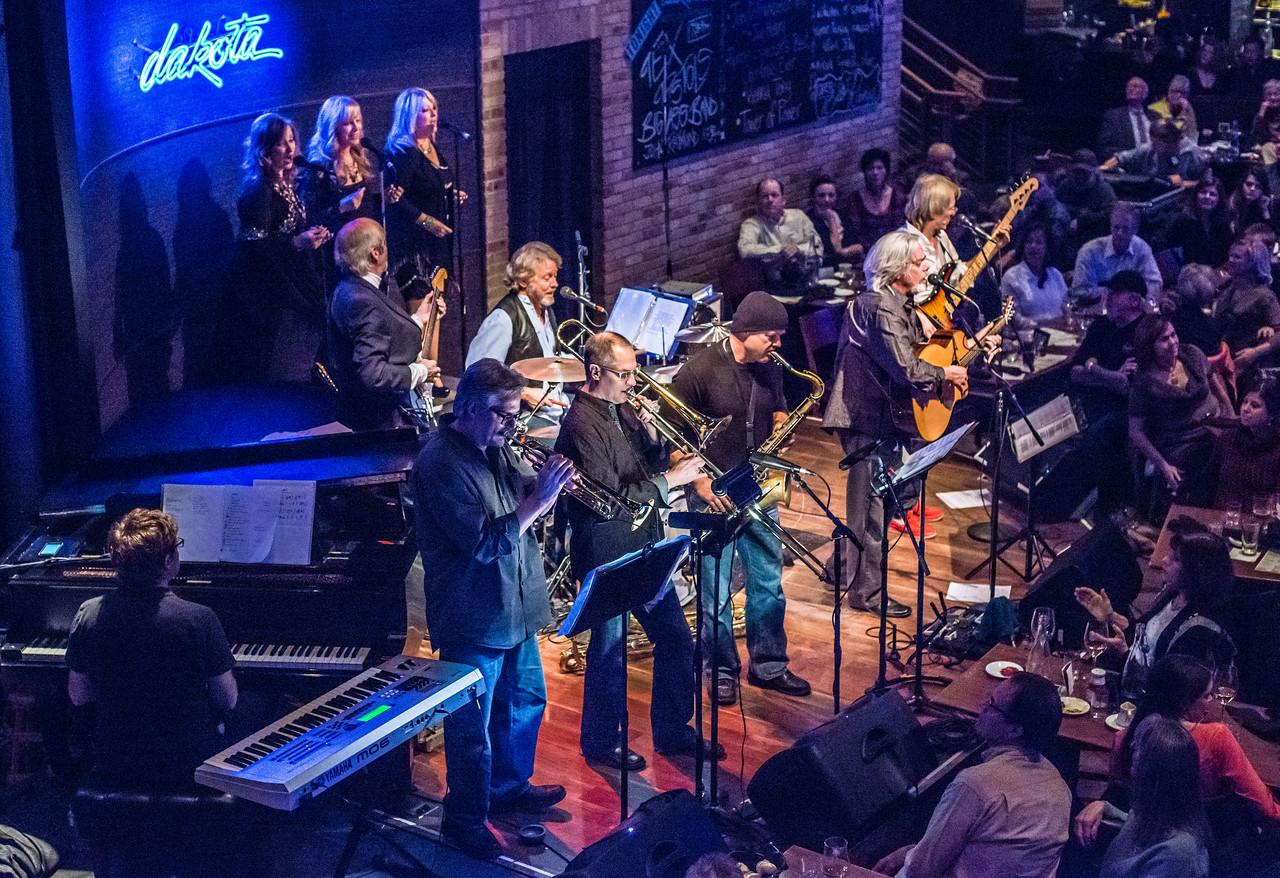 The Tex Pistols Big Ass Band- The Dakota