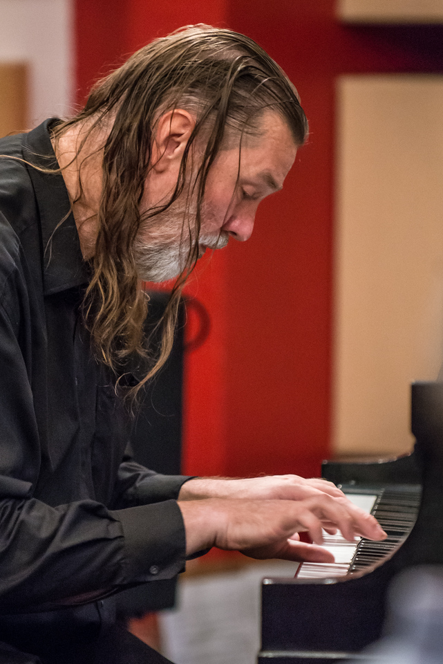 John Weber-Studio Z-2014 Twin Cities Jazz Festival