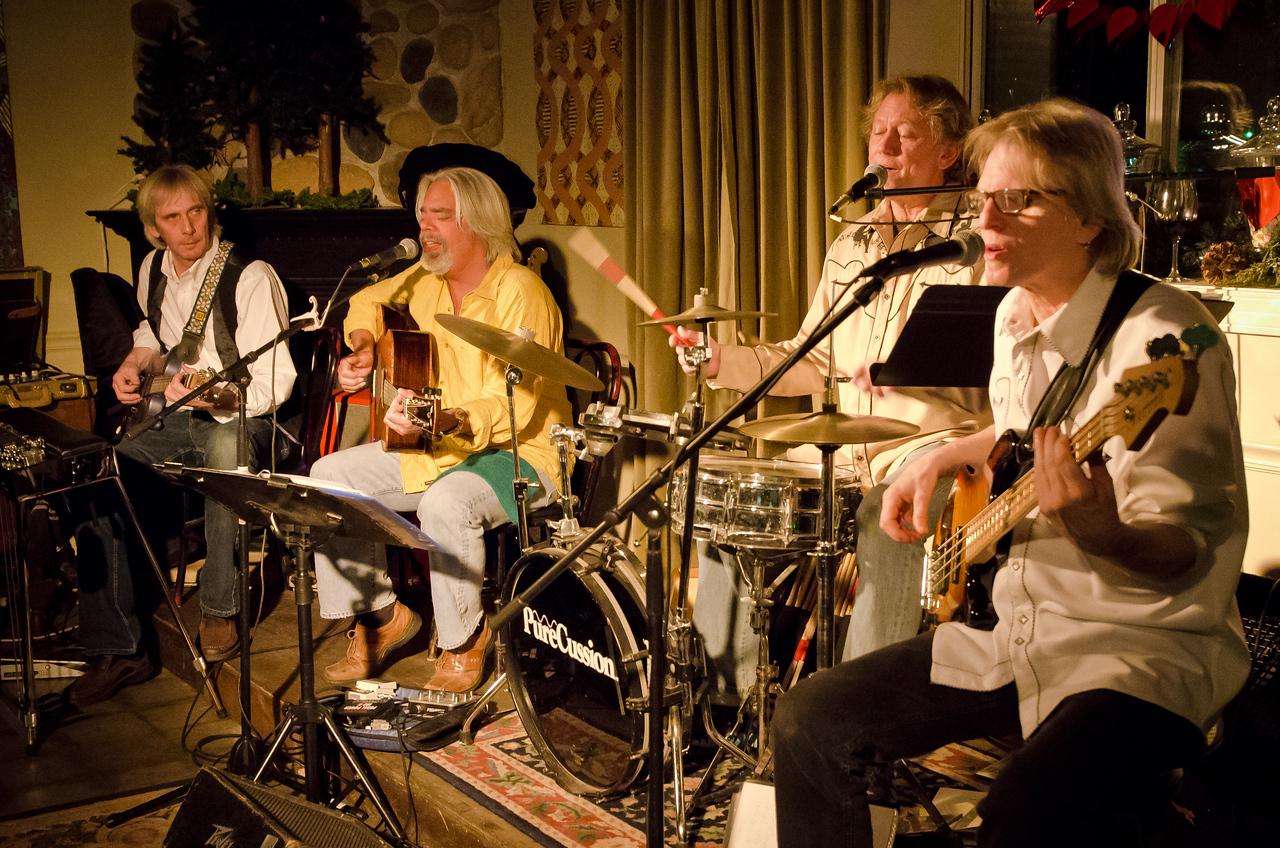 The Tex Pistols Band-Three Crows-Delano, MN.---Mus-8062