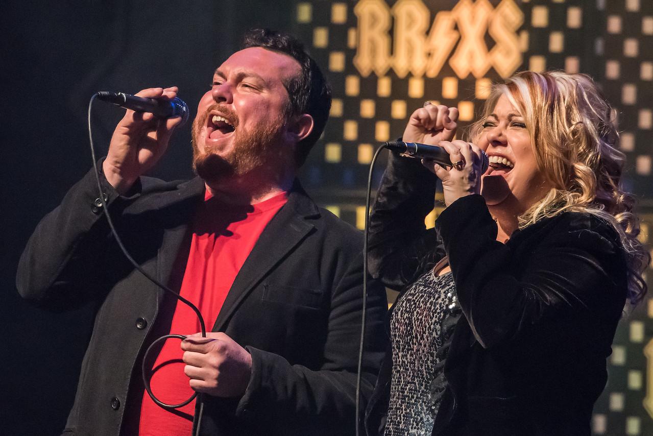 Tim Haus and Pamela McNeill-RRXS - The Paramount, St. Cloud-2014.