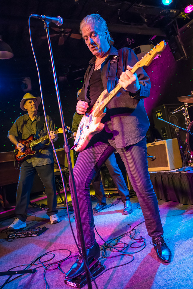 Curtiss A-Curtiss A and the Jerks of Fate-Bob Strength benefit-Famous Dave's Uptown