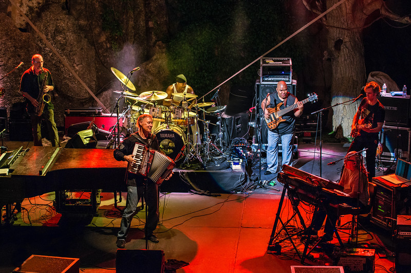 Bruce Hornsby and the Noisemakers--MN Zoo 2012