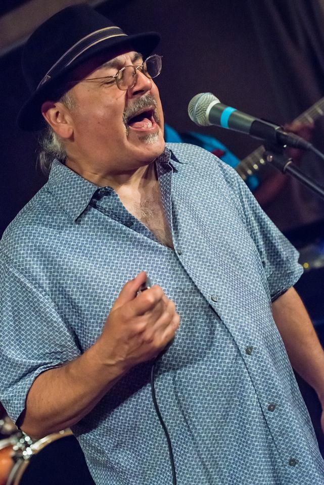 Paul Mejia-The Dee Miller Band- The School II Bistro & Wine Bar